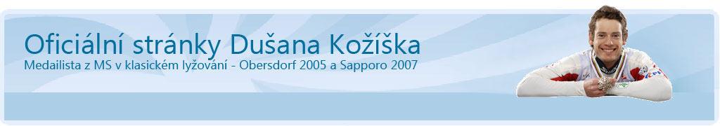 Dušan Kožíšek - Oficiální Stránky